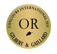 Médaille d'Or Par Gilbert & Gaillard
